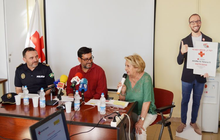 Nace «Patrulla Cero», un proyecto de Cruz Roja que llevará a la botellona la prevención de alcohol, cachimbas y sexualidad responsable