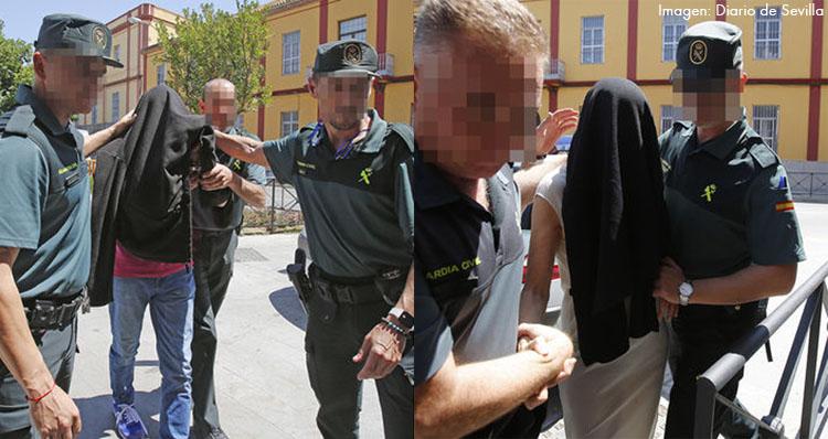 Prisión sin fianza para el ex «papa» de la iglesia palmariana y su mujer por el intento de robo con violencia