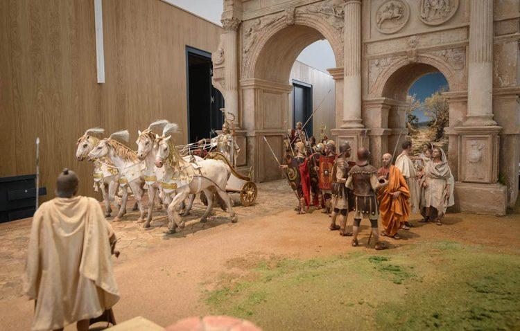 La asociación de belenistas de Utrera organiza una excursión al museo de belenes más grande del mundo