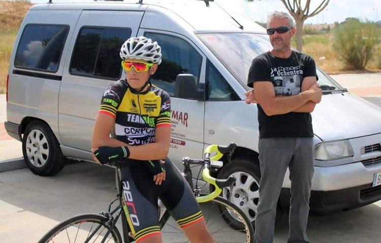 El club de ciclismo «Teambike Utrera» se estrena en categoría cadete