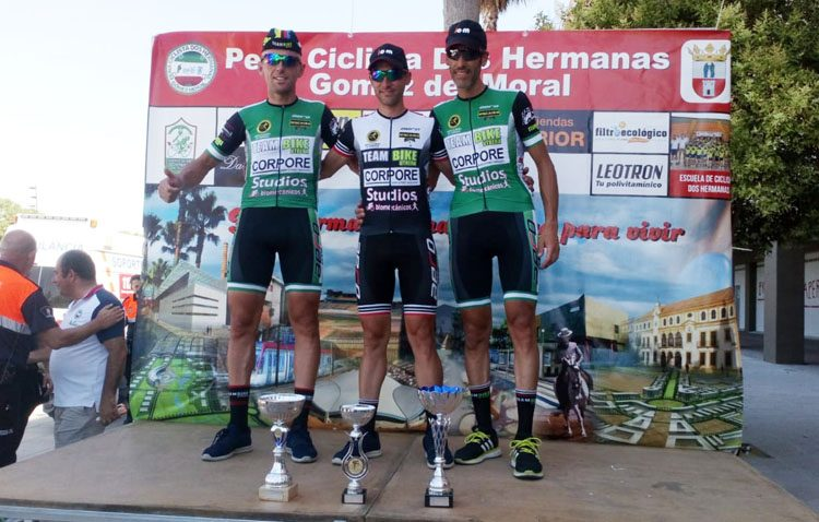 Tres nuevos podios para el club ciclista «Teambike Utrera»