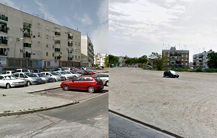 Utrera tendrá dos aparcamientos de pago junto a El Tinte y en El Matadero