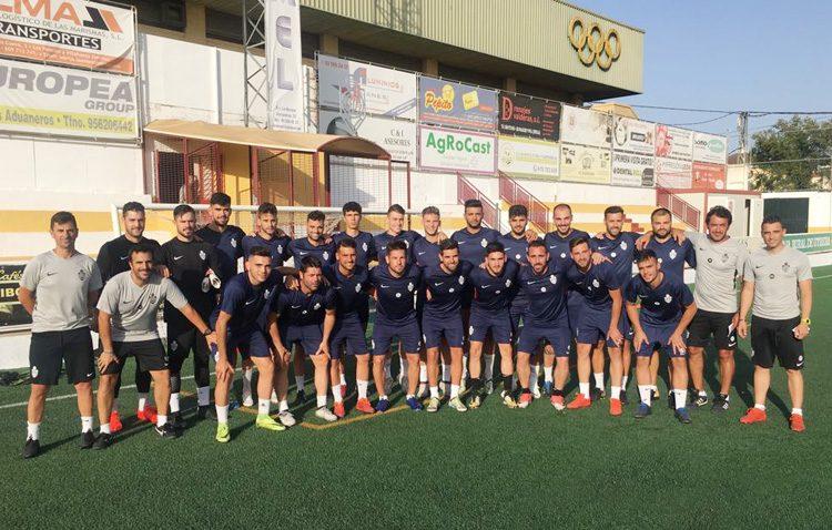 El Club Deportivo Utrera arranca la pretemporada con una plantilla plagada de nuevas incorporaciones