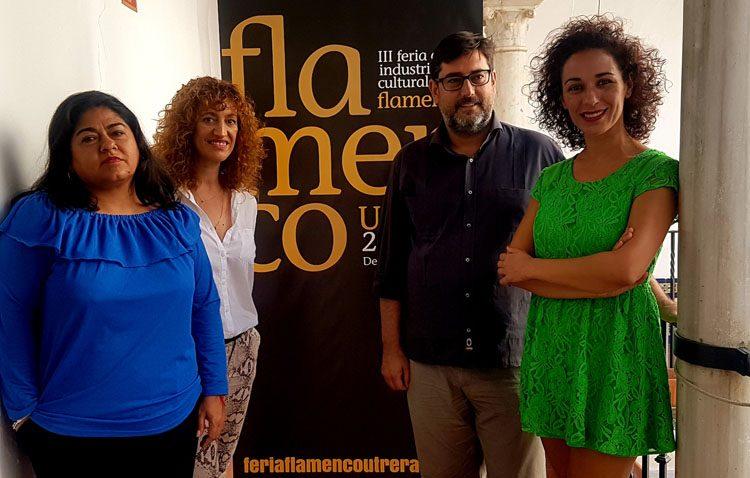 La bailaora Eva Yerbabuena amadrinará la tercera edición de la Feria de Industrias del Flamenco, que girará en torno a la mujer