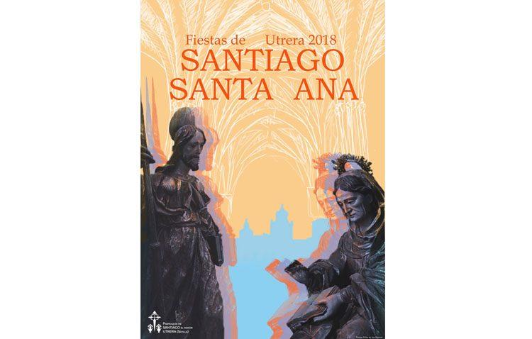 Comienzan los cultos y los actos en honor a Santiago y Santa Ana