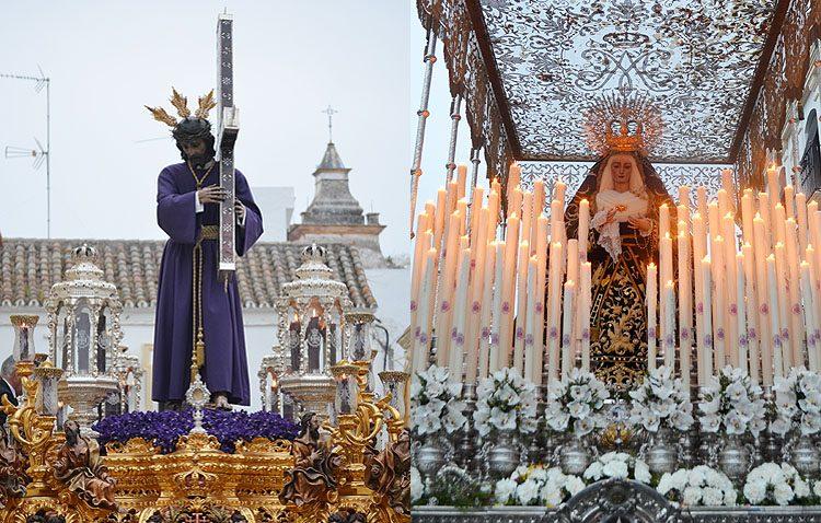 La hermandad de Jesús Nazareno estrena acompañamiento musical en los dos pasos el Viernes Santo