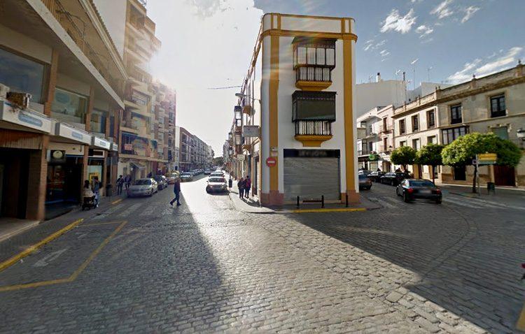 Utrera solicita fondos para un proyecto de regeneración urbana y dinamización del comercio en Álvarez Hazañas y Las Mujeres