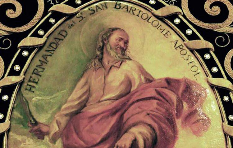 Misa especial en honor a San Bartolomé