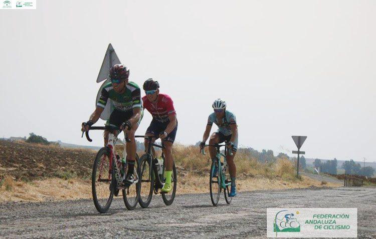 Nuevas victorias para los ciclistas utreranos Raúl Nieto y María del Carmen Calvo