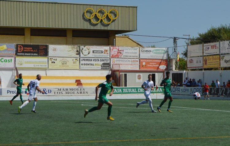 C.D.UTRERA 0-2 ALGECIRAS C.F.: Adiós a la buena racha