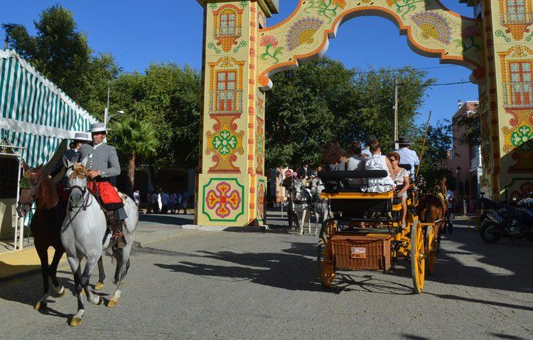 Cambios destacados en el paseo de caballos en la Feria de Consolación