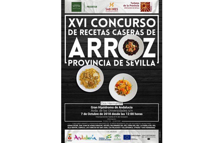 Regresa el concurso provincial de arroz, con premios de hasta 500 euros