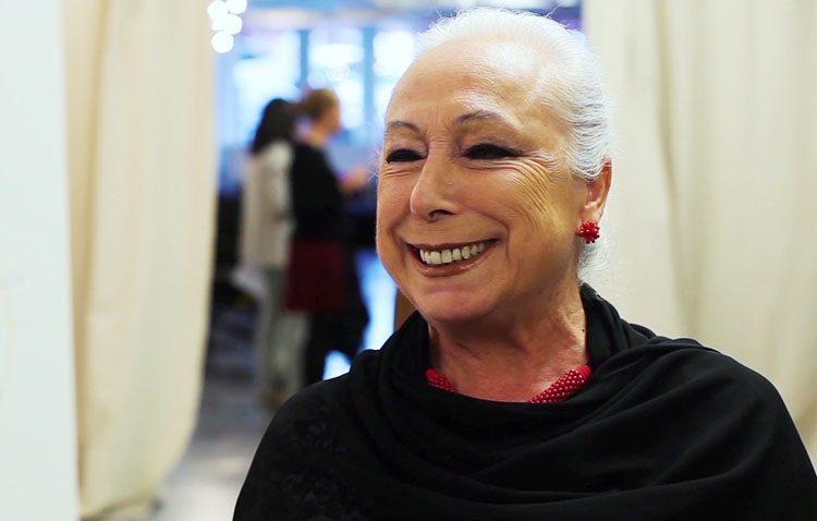 El Festival del Mostachón homenajeará este año a Cristina Hoyos