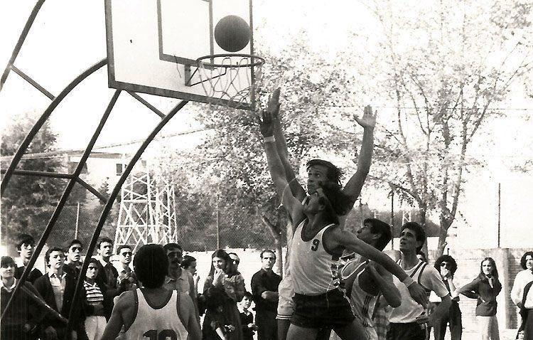 Cinco décadas fomentando el baloncesto entre los utreranos