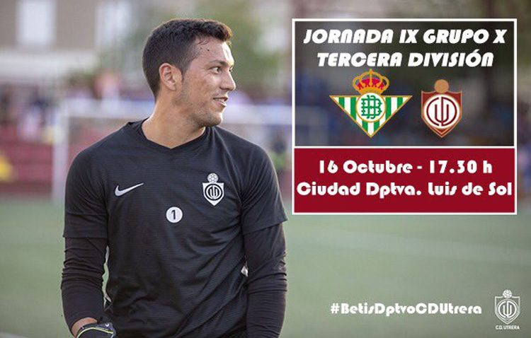 Betis Deportivo – C.D. Utrera: Una victoria para situarse en los puestos altos de la clasificación