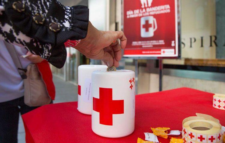 Cruz Roja celebra este miércoles en Utrera el «Día de la Banderita»