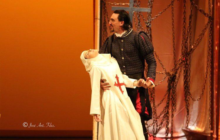 «Don Juan Tenorio» vuelve a Utrera con Guate Teatro