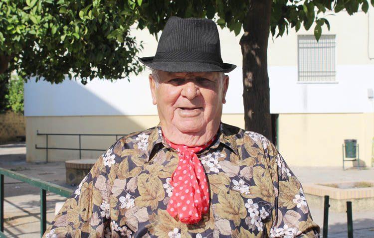El Cuchara, el decano del cante flamenco de Utrera