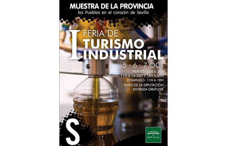 Dos empresas utreranas en la Feria de Turismo Industrial de la provincia de Sevilla