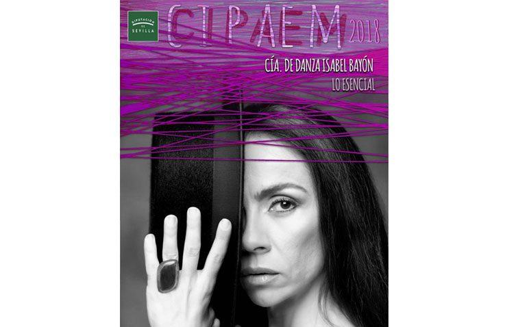 Cita de baile flamenco en el teatro de Utrera con «Lo esencial» de Isabel Bayón