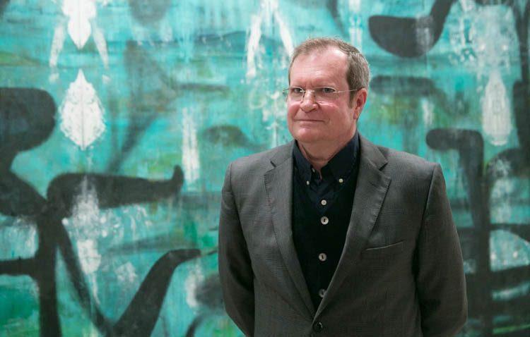 El pintor Juan Lacomba llega a Utrera con su exposición «Al raso pinturas de la marisma»