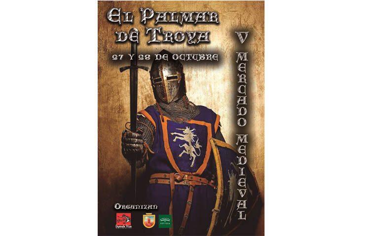El mercado medieval vuelve un año más a El Palmar de Troya
