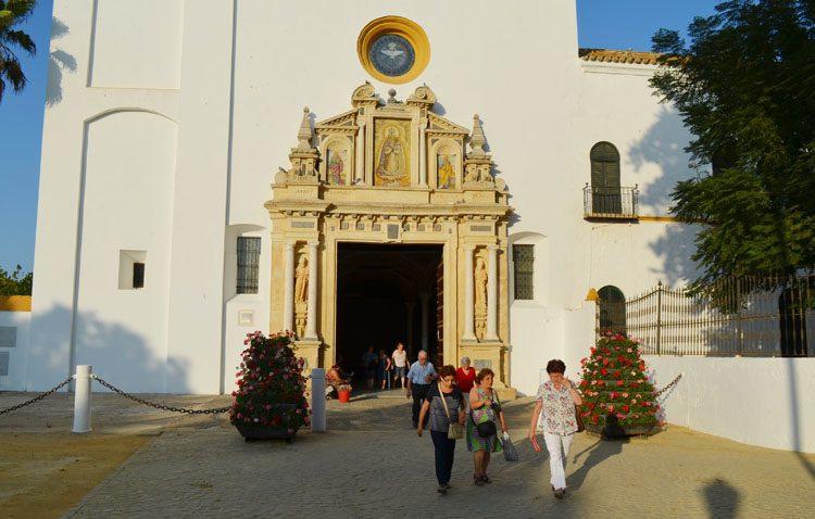Nuevo horario de apertura y de eucaristías en el santuario de Consolación