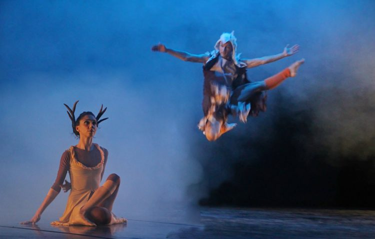 Espectáculo familiar de danza para toda la familia en Utrera