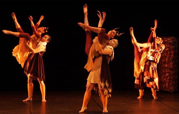 Un espectáculo familiar de danza para toda la familia en el teatro de Utrera