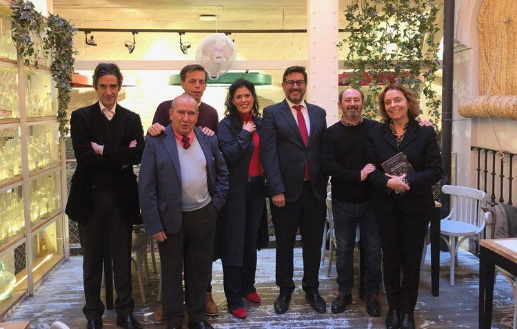Presentado en Madrid un libro de relatos sobre el Abate Marchena