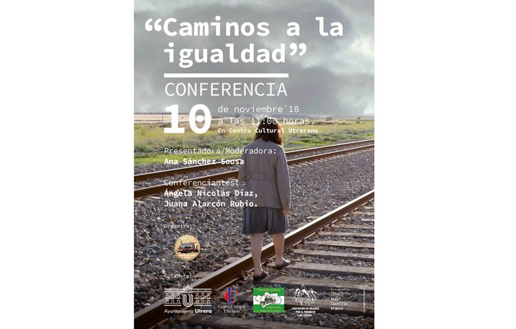 Una conferencia para hablar sobre el papel de la mujer en torno al ferrocarril