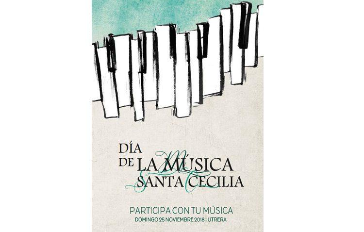 Un domingo muy musical en Utrera con pianos en plena calle