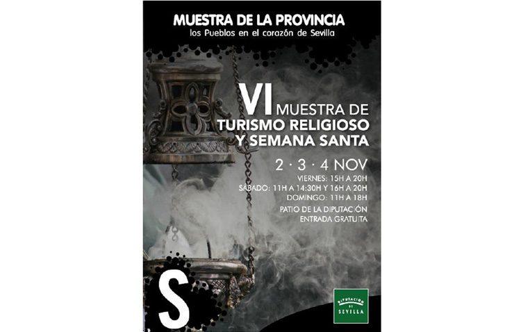 La ciudad de Utrera, presente en la muestra provincial de turismo religioso y Semana Santa