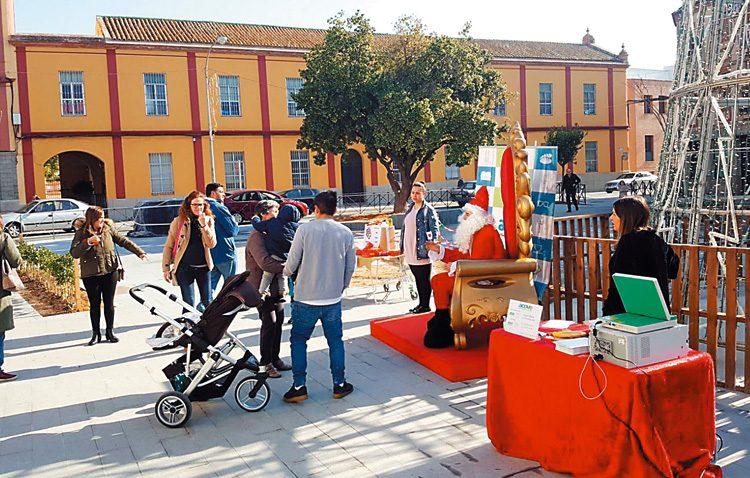 Propuestas navideñas y nuevos proyectos en la asociación de comerciantes de La Vereda
