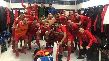 ARCOS C.F. 0 – 4 C.D. UTRERA: El Utrera se mantiene líder por cuarta jornada consecutiva