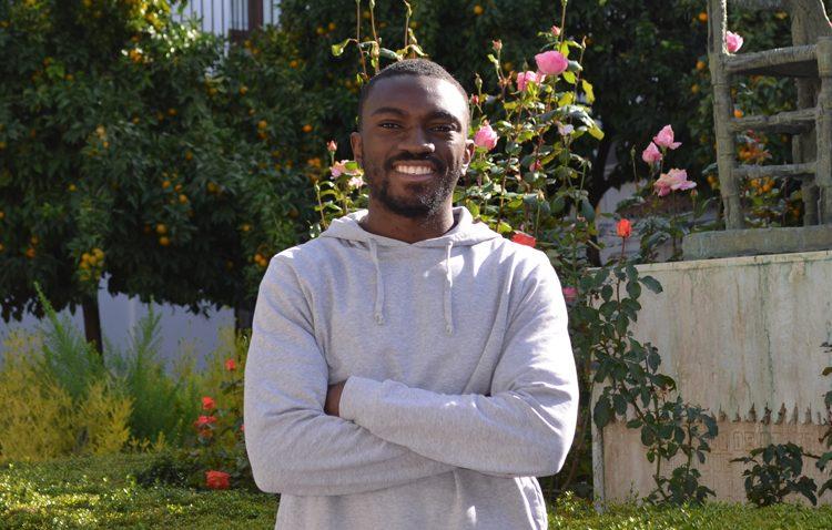 La historia de Esteban Orozco, un futbolista utrerano con origen en Guinea Ecuatorial