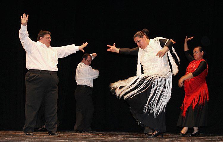 La asociación «Paz y Bien» llega a Utrera con una actividad de danza inclusiva por el día de las personas con discapacidad