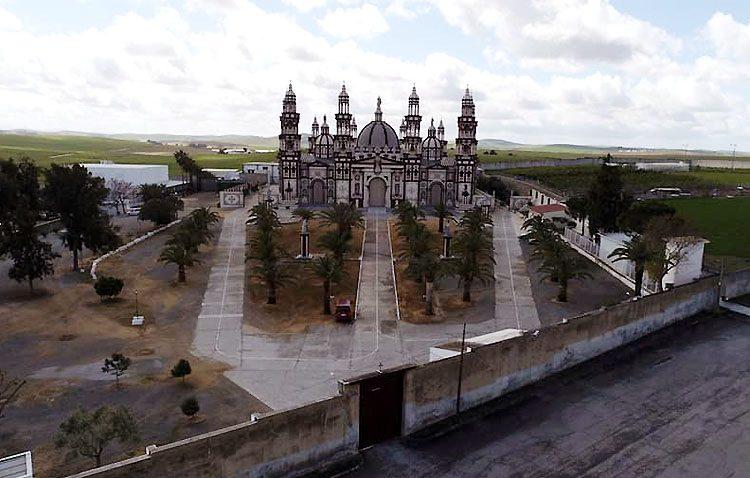 Una serie documental sobre la iglesia palmariana mostrará material inédito, testimonios y recreaciones