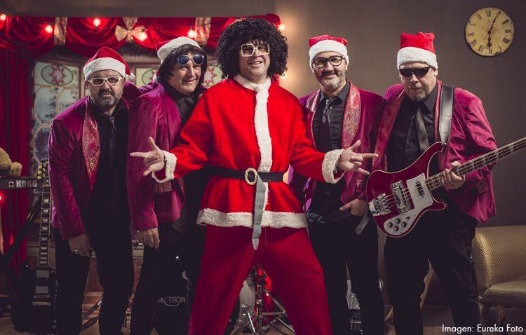 Los Mickis felicitan la Navidad a todos los utreranos con un simpático villancico (VÍDEO)