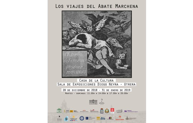 Pinturas, estampas, libros, manuscritos y grabados para la exposición del Abate Marchena