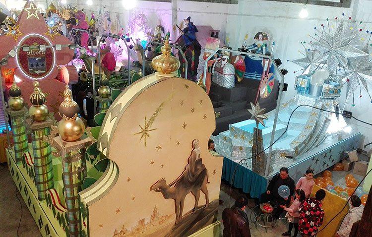 Todo listo en Utrera para recibir la cabalgata de los Reyes Magos [RETRANSMISIÓN EN DIRECTO DE COPE UTRERA]