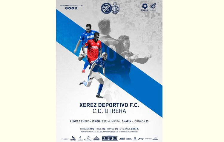 XEREZ DEPORTIVO – C.D. UTRERA: Un nuevo comienzo