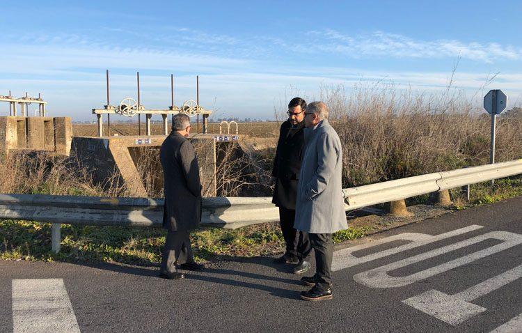 Utrera asume la conservación de las carreteras de Trajano y Pinzón tras su arreglo y cesión por parte de la CHG