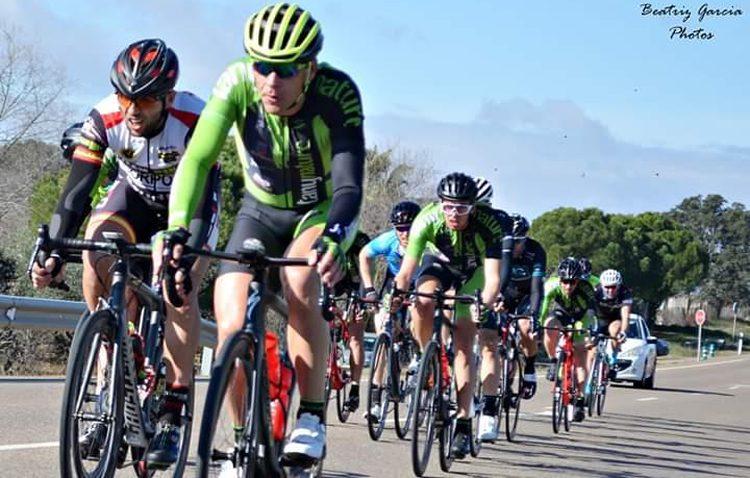 Primer podium de la temporada para el club de ciclismo «Teambike Utrera»