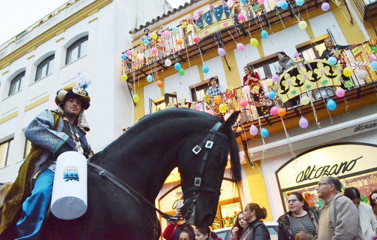 El Heraldo Real preludia este viernes la llegada de los Reyes Magos a Utrera