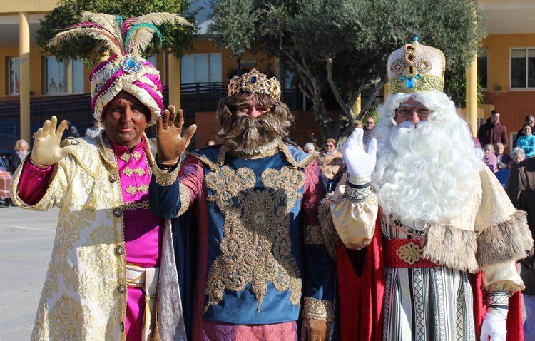 Los Reyes Magos ya se encuentran en Utrera (GALERÍA)