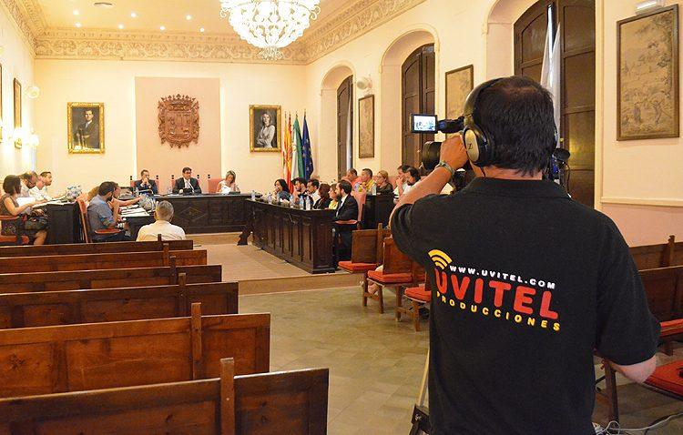 La utrerana Uvitel producirá la gala del Día de Andalucía para todas las televisiones andaluzas asociadas a Acutel
