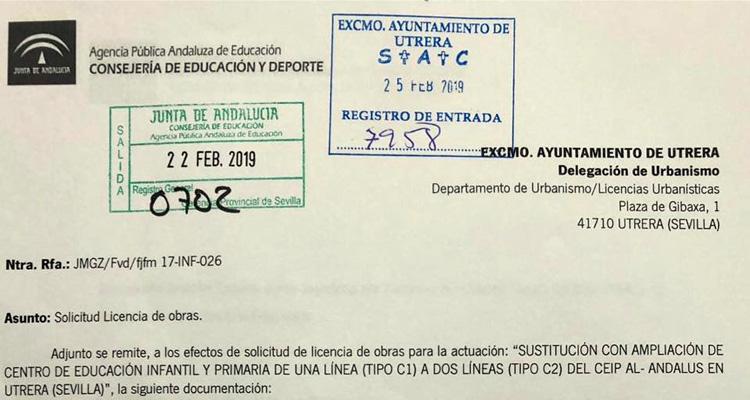 La Junta de Andalucía da un nuevo paso para construir el colegio de La Mulata