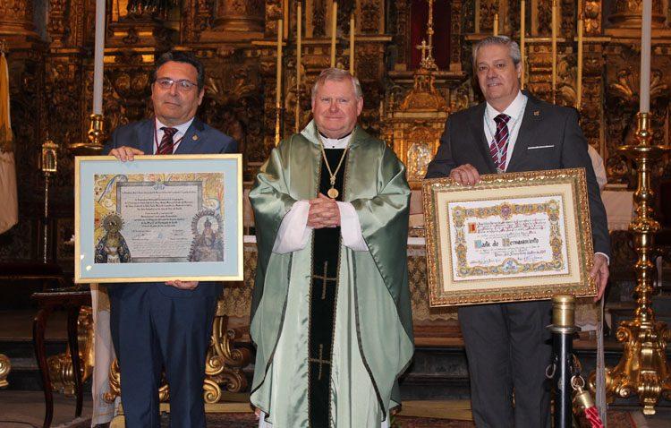 Utrera y Sevilla, unidas para siempre gracias a la Virgen de Consolación