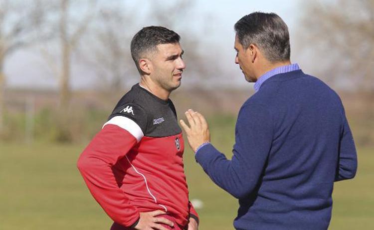 El futbolista utrerano José Antonio Reyes, listo para debutar con el Extremadura